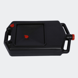 Olie-opvangbak plastic container 8 liter