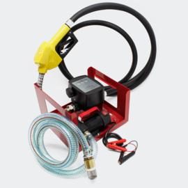 Dieselpomp zelfaanzuigend Bio-stookoliepomp 24V/150W 40 l/min
