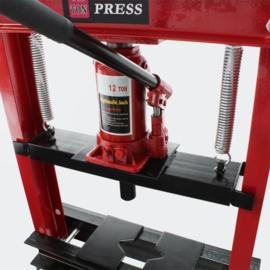 Hydraulische pers werkbank druk tot 12 ton