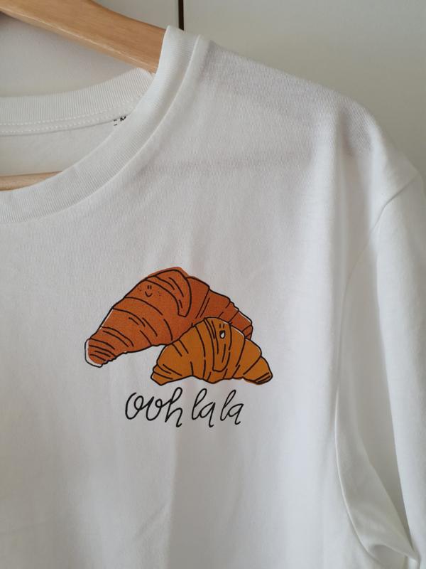 T-shirt Croissant