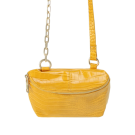 Croc Bodybag Yellow