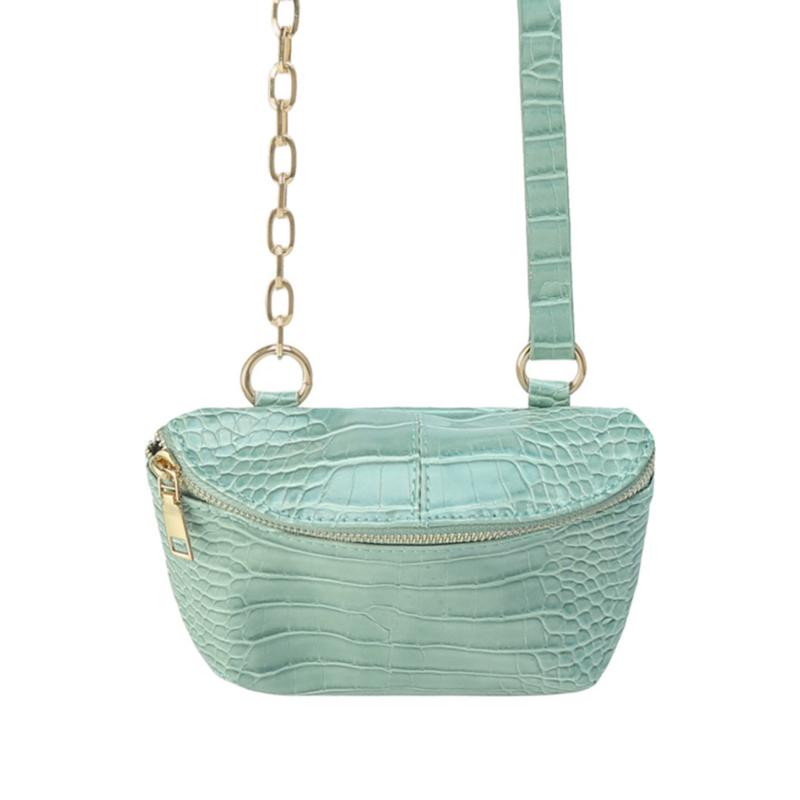 Croc Bodybag Mint