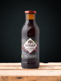 Biologisch Schulp krachtsap Cranberry 750 ml