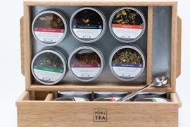 Cadeau pakketten thee
