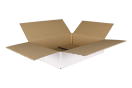 Verzenddoos PLAT LARGE 40x30x10 cm