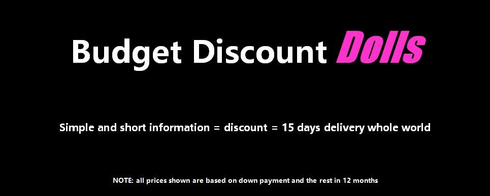 Budget Discount Dolls