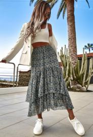 Emma skirt blue