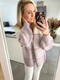Sweet lila sweater