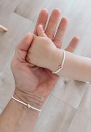 Twinning set armbanden (kleur te kiezen)