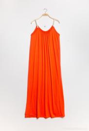 Celine dress coral