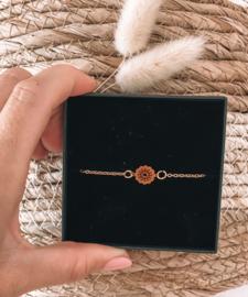 Boho bracelet gold