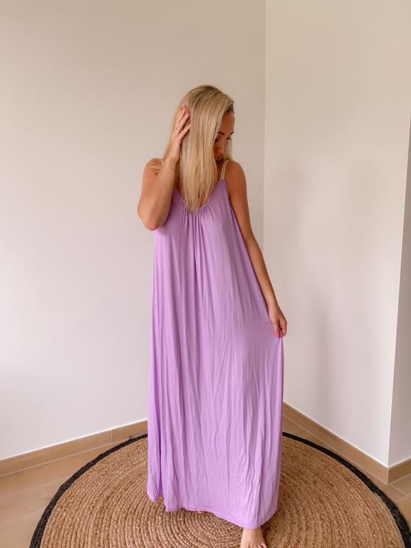 Celine dress lila