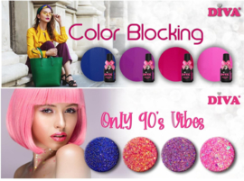 Diva Gellak Color Blocking Collection Presentation