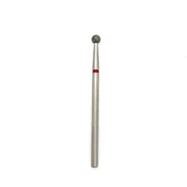Bolletje 31 mm voor nagelriemen rood