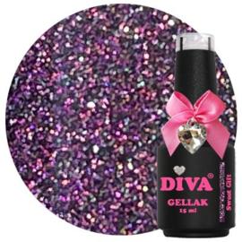 Sweet Gift 15 ml Diva Gellak Cat Eye Diva s Sassy Shades Collection
