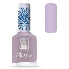 Moyra Stamping Nail Polish Light Violet 12ml sp16