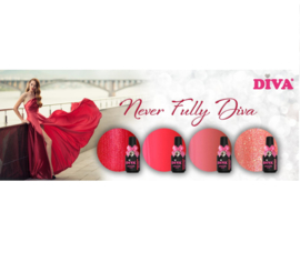 Diva Gellak Never Fully Diva Collection