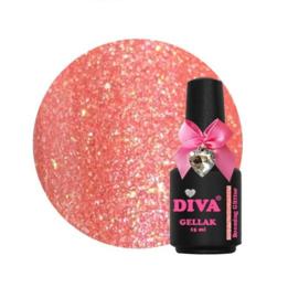Diva Gellak Blooming Glitter