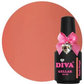 Diva Gellak Peach Nougat - Sensual Diva Collection