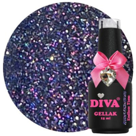 Endless Time 15 ml Diva Gellak Cat Eye Diva s Sassy Shades Collection