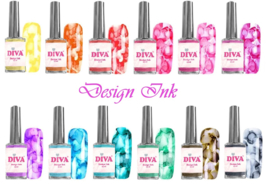 Diva Design Ink Collection