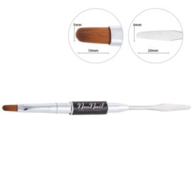 Duo AcrylGel Brush - 6126