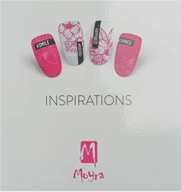 Moyra Stamping Inspiration Book