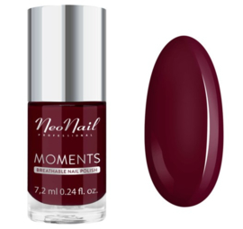 Nailpolish 7.2 ml - Wine Red - 7077-7