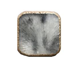 Display Stone Grey Square