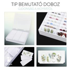 Moyra Tip Card For Display (5 stuks)
