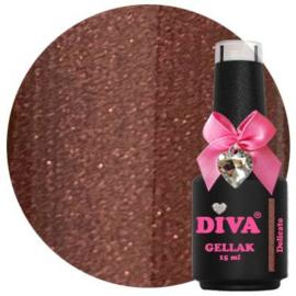 Diva Gellak Delicate 15 ml - The Unsaid Desire