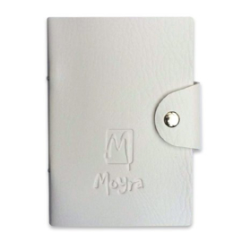Moyra Plate Holder White