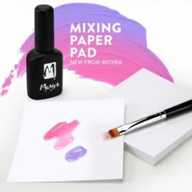 Moyra Mixing Paper Pad