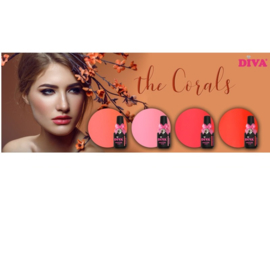 DIVA Gellak The Corals Collection