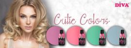Diva Gellak Cutie Colors Collection