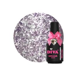 Diva Gellak Glitter Lilac