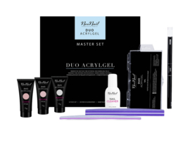 Duo AcrylGEL Master Set - Introductie Deal