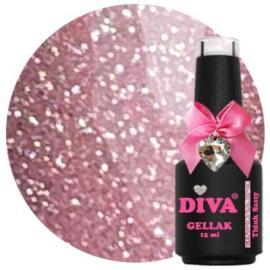 Diva Gellak Think Sassy - Think Glitter Collection