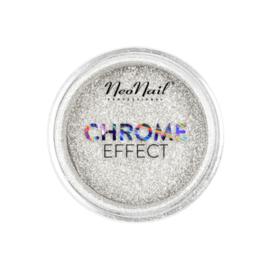 Powder Chrome Effect - Silver