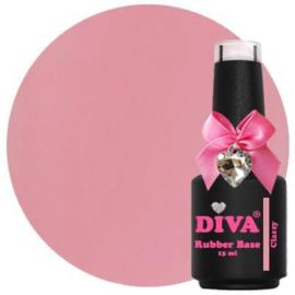 Diva Gellak Rubber Basecoat Classy 15 ml