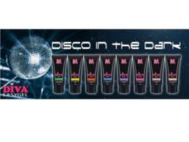 Diva Easygel Disco in the Dark Collection