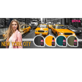 Diva Gellak New York City Collection