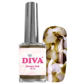 Diva Design Ink Brown