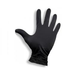 Handschoen nitril 100 stuks L