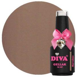 Diva Gellak Marvelous 15 ml - The Unsaid Desire