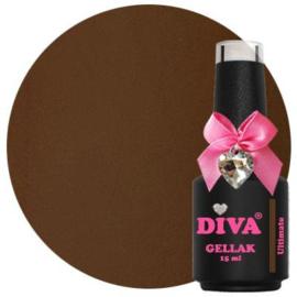 Diva Gellak Ultimate 15 ml - The Unsaid Desire
