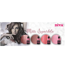 Diva Gellak Miss Sparkle Collection
