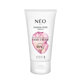 Neo Care Damask Rose - Deep Moisturing Hand Cream - 50 ml
