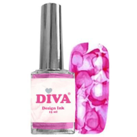 Diva Design Ink Fuchsia