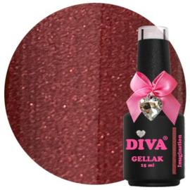 Diva Gellak Imagination 15ml  Beauty on the List